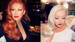 Christina Aguilera: confira uma retrospectiva do estilo icônico da cantora ()