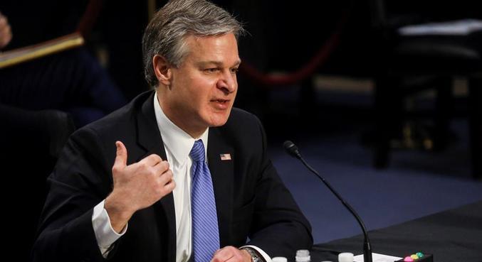 Diretor do FBI afirmou que o número de casos monitorados pela agência explodiu