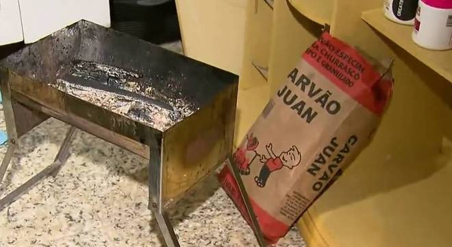Família morreu por asfixia ao usar churrasqueira dentro de casa para se aquecer
