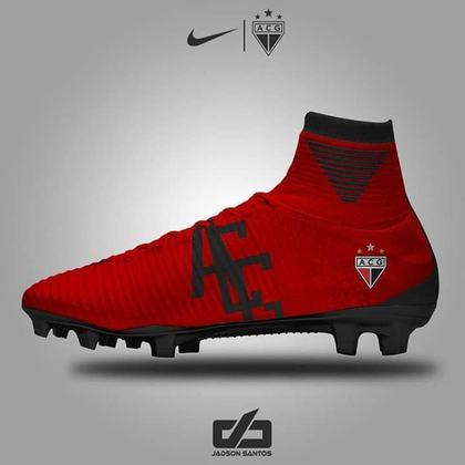 Chuteiras personalizadas: Atlético-GO