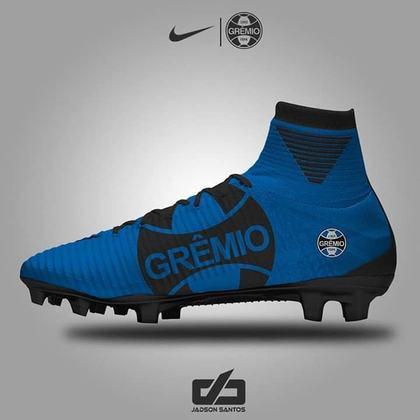 Chuteiras personalizadas: Grêmio