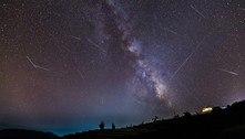 Saiba como observar a chuva de meteoros da madrugada desta 5ª