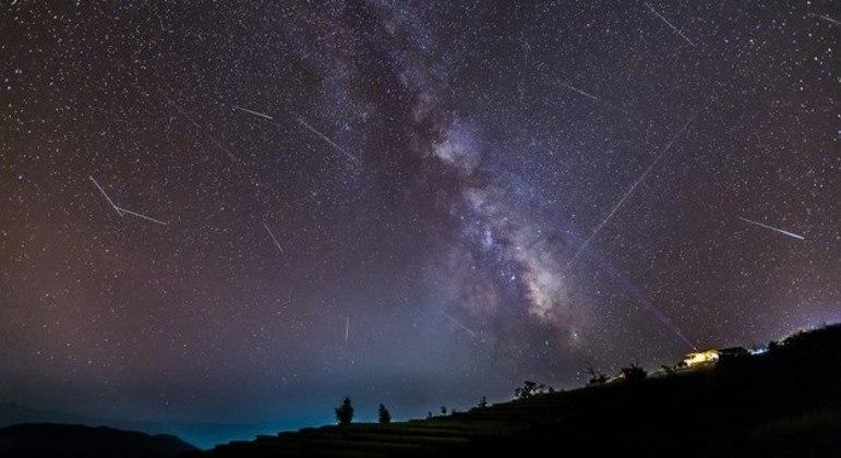 Para acompanhar o fenômeno, não será preciso o uso de nenhum instrumento astronômico