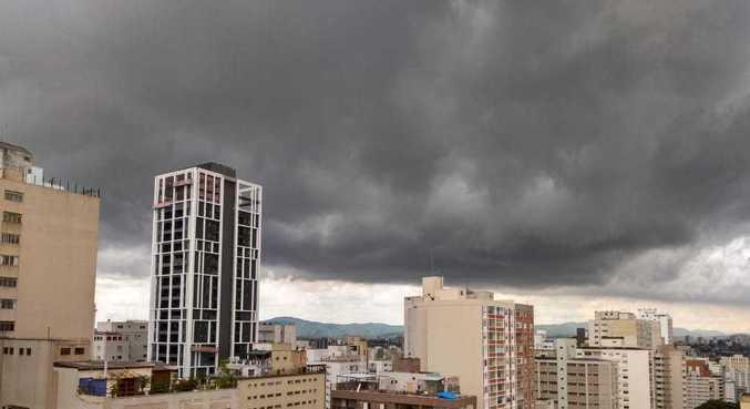 Mínima fica em torno dos 19°C na capital e na região metropolitana de São Paulo