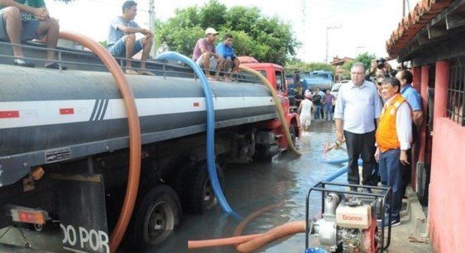 Chuva provocou mortes e prejuízos em cidades do Piauí