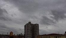 SP ainda tem tempo chuvoso e máxima de 26ºC neste domingo (28)