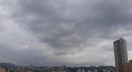 BH pode registrar chuvas de até 50 milímetros