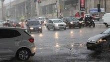 SP: zona norte entra em estado de atenção após chuvas desta segunda