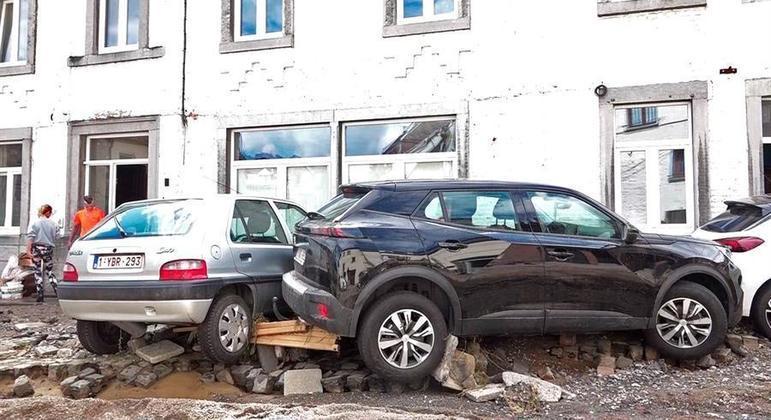 Região sul dá Bélgica tem novas inundações, mas não registra vítimas fatais desta vez