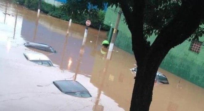 Período chuvoso ocorre entre os meses de outubro a março
