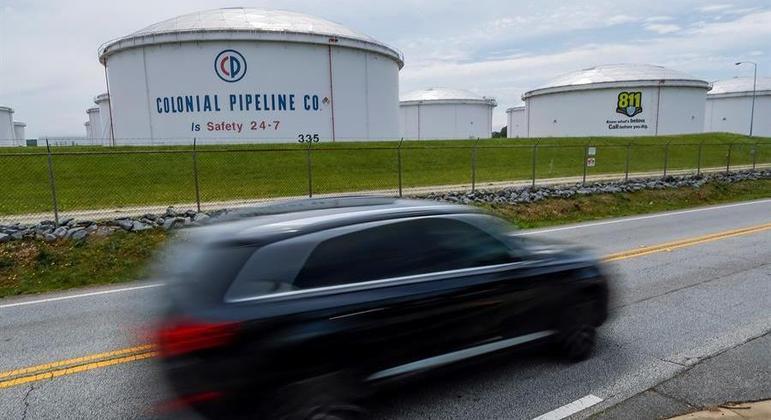 Sistemas da Colonial Pipeline foram hackeados na última sexta-feira (7)