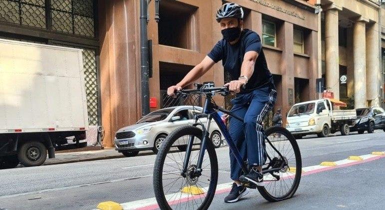 Número de acidentes fatais em ciclistas passa de 39 para 22