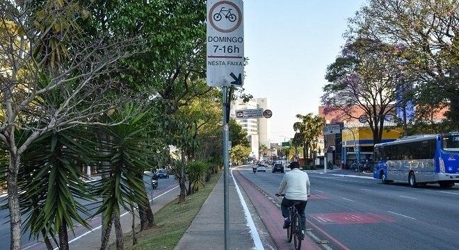 Programa funciona das 7h às 16h de cada domingo na capital paulista