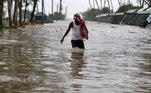 'Cada vida é preciosa', disse o primeiro-ministro de Odisha, Naveen Patnaik, que pediu à população que 'não entre em pânico' e permaneça afastada da costa