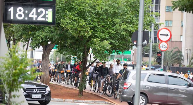 Uso da bicicleta cresceu nas grandes cidades do país