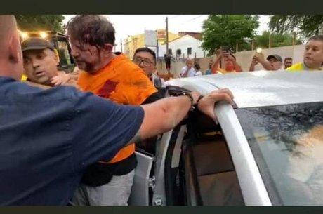 Cid Gomes foi baleado na quarta-feira (19)