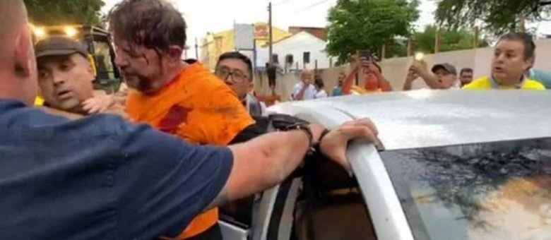Cid Gomes levou tiro ao tentar entrar em batalhão