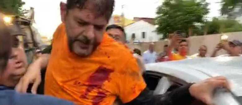 Senador do PDT foi baleado durante manifestação grevista de PM, no CE