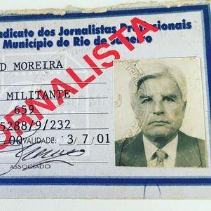 Documento de Cid Moreira