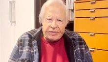 Em meio a polêmica familiar, Cid Moreira fala sobre 'falta de caráter'