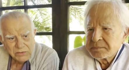 Irmão e cunhada de Cid Moreira defendem jornalista e sua esposa