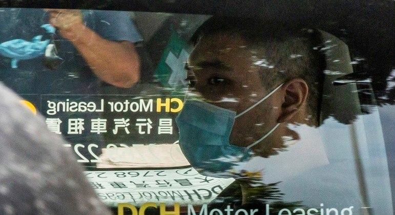 Tribunal de Hong Kong condenou Tong Ying-kit, de 24 anos, a 9 anos de prisão