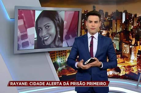 Cidade Alerta é destaque na tela da RecordTV