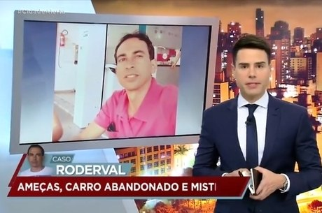 Luiz Bacci comanda o 'Cidade Alerta'