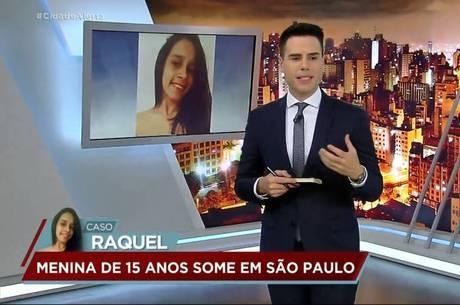 Jornalístico é comandado por Luiz Bacci