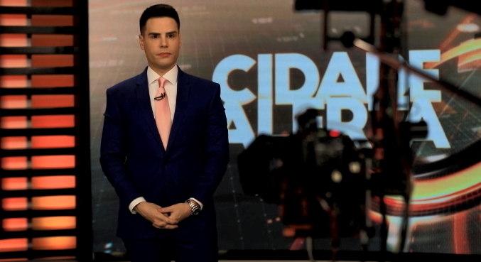 Luiz Bacci comanda o Cidade Alerta em Série no PlayPlus