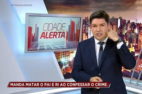 Jornalístico foi apresentado por Bruno Peruka