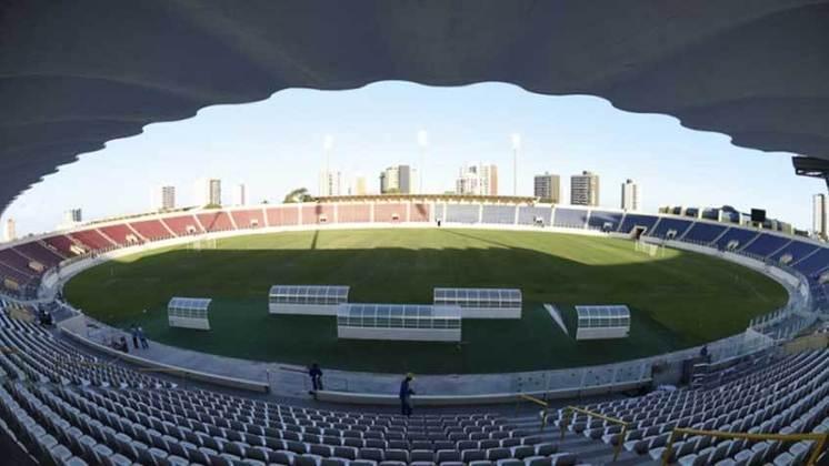 Cidade: Aracaju (SE) - Clube: Confiança -  Ainda não há autorização para a volta do público.