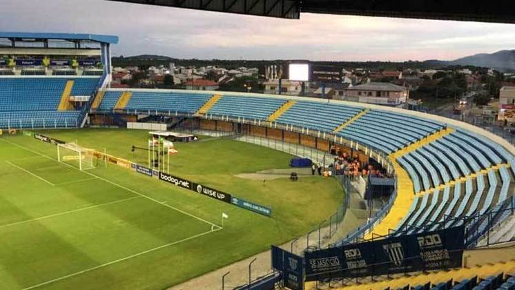 Cidade: Florianópolis (SC) - Clube: Avaí - O governo de Santa Catarina autorizou a volta do público aos estádios em 15 de setembro.
