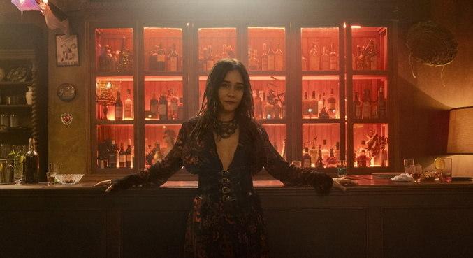 Alessandra Negrini interpreta uma nova adaptação da personagem Cuca