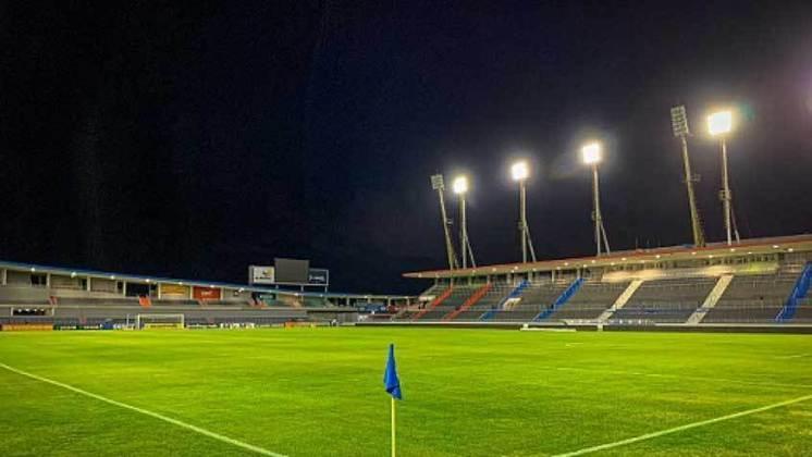 Cidade: Maceió (AL) - Clubes: CRB e CSA - Ainda não há autorização para a volta do público.