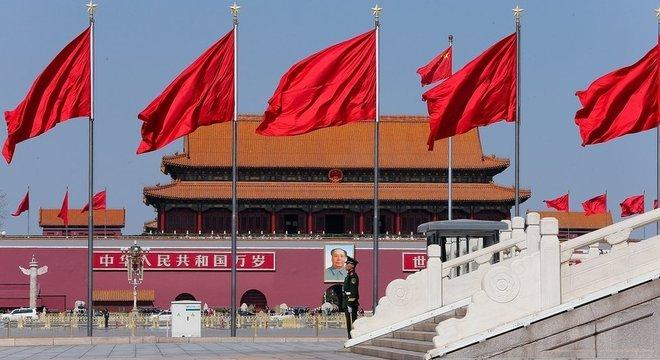O Partido Comunista da China governa o país desde 1949
