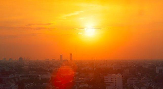 2018 foi o quarto mais quente desde que os registros de temperatura começaram, em 1850