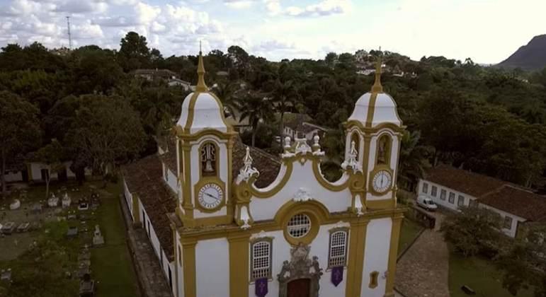 Cidade: Tiradentes - Estado: Minas Gerais - Destaques: identidade visual e clima agradável para casais