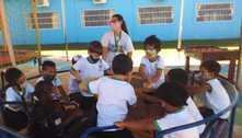 Parquinhos são usados como meio de inclusão nas escolas