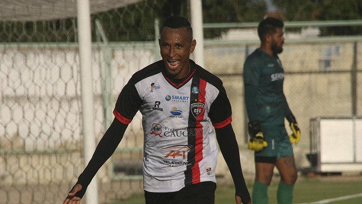 Ciel - 8 gols - Caucáia - Campeonato Cearense