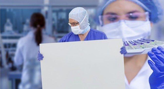 Cientistas tentam entender como vírus se propaga