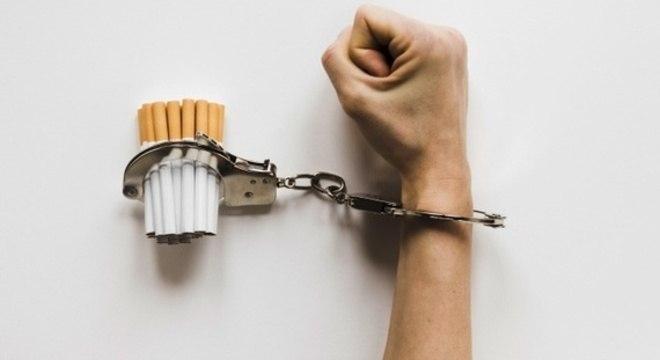 Dependência por cigarros pode ser ainda maior em um cenário como o atual