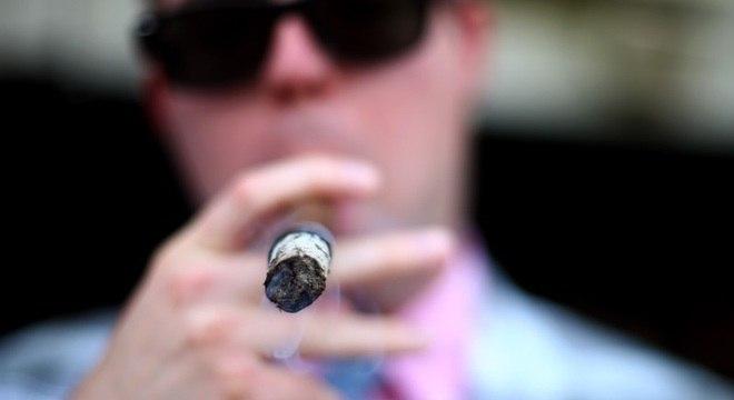 O tabagismo é o principal fator de risco para câncer de cavidade oral