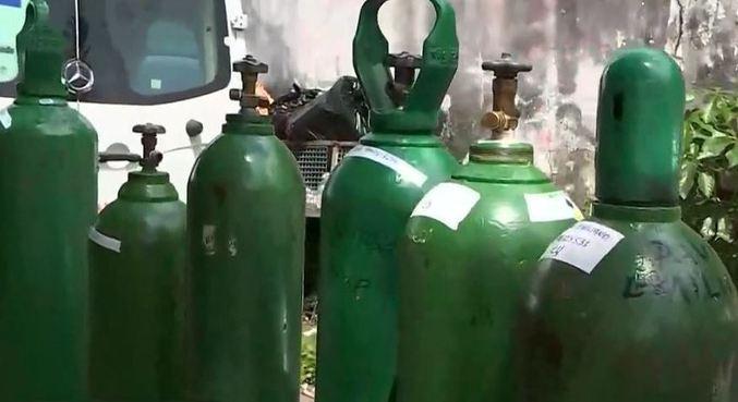 Abastecimento de cilindros de O2 gasoso está em estado crítico no estado de SP