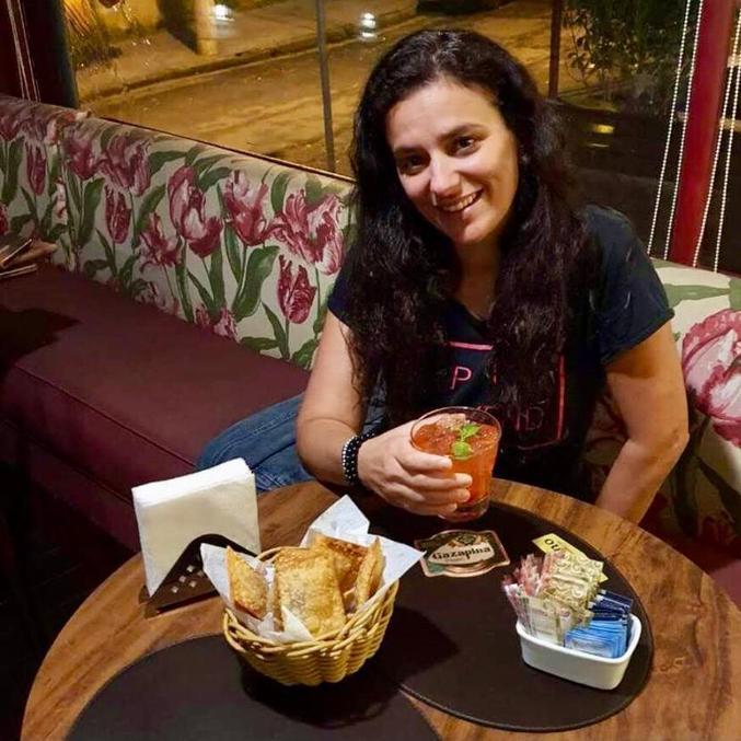 Cinara criou o grupo Comida Boa no Morumbi no Facebook para divulgar restaurantes