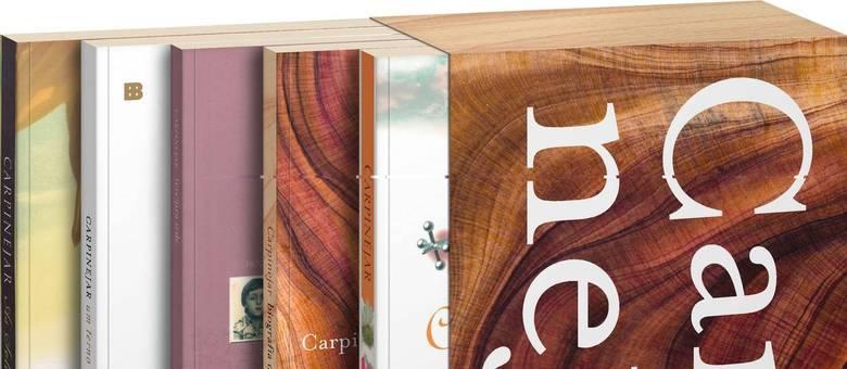 Os cinco livros estão interligados e, pela primeira vez, os leitores poderão perceber que a história é um romance dividido em cinco partes
