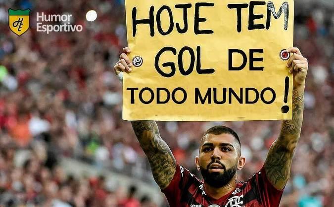 CincumDay: há 1 ano o Flamengo de Jorge Jesus vencia o Grêmio por 5 a 0 e os rubro-negros enchiam as redes sociais com memes