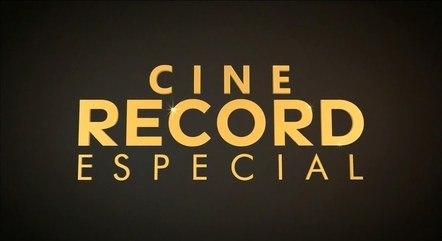 'Cine Record Especial' foi vice-líder