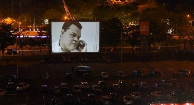Primeira exibição do cinema ocorreu no último fim de semana