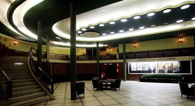 Cine Ipiranga foi um dos cinemas mais renomados na cidade. Foto: Ernesto Rodrigues / Estadão.